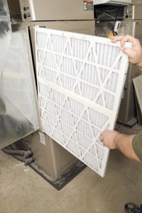 HVAC vent cleaning performed by a skilled technician