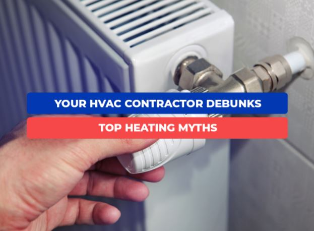Debunking heating myths