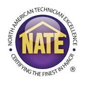 Certified by North American Technician Excellence