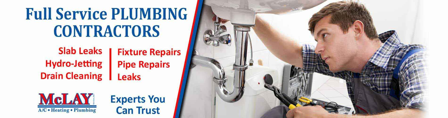 McLay Services, Inc. - Full Service Plumbing Contractors