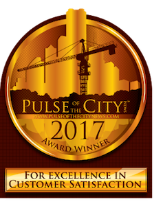 Pulse of the City 2017 Award Winner